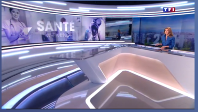 reportage sur TF1